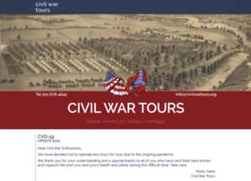 civilwartours.org
