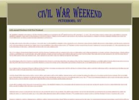 civilwarweekend.sca-peterboro.org