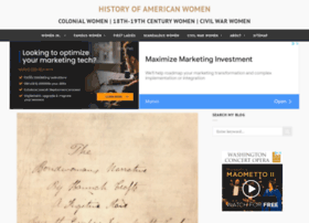 civilwarwomenblog.com