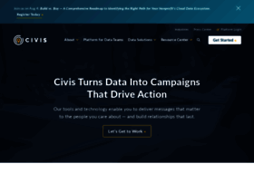 civisanalytics.com