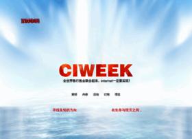 ciweek.com