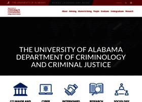 cj.ua.edu