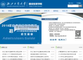 cj.zjgsu.edu.cn