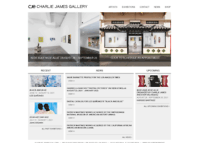 cjamesgallery.com