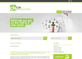 cjarecruitment.co.uk