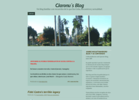 cjaronu.wordpress.com