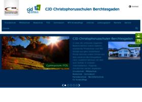 cjd-christophorusschulen-berchtesgaden.de