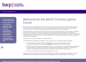cjf.bacp.co.uk