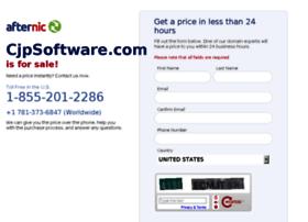 cjpsoftware.com