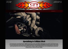 cjsautobody.com