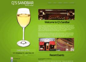 cjssandbar.com