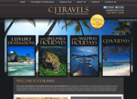Cjtravels.co.uk