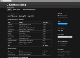 ckarthik17.blogspot.in