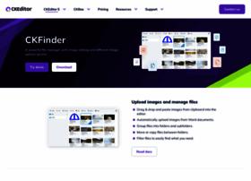 ckfinder.com