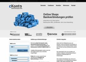 ckonto.de