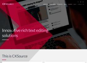 cksource.com