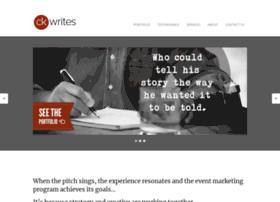 ckwrites.com