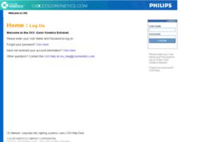 ckx.colorkinetics.com