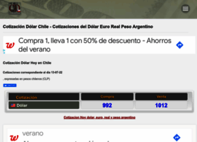 cl.cotizacion-dolar.com