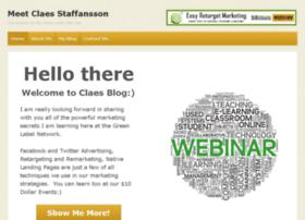 claes.greenlbl.com