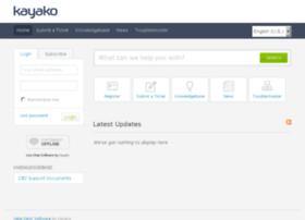 claimbase.kayako.com