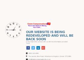 claimcompensation4u.co.uk