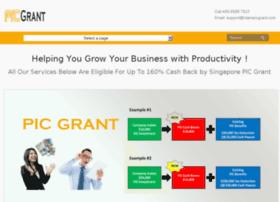 claimpicgrant.com