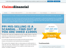 claimsfinancial.co.uk