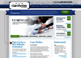 claimtheweb.com