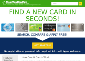 claimyournewcard.com