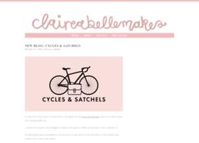 claireabellemakes.com