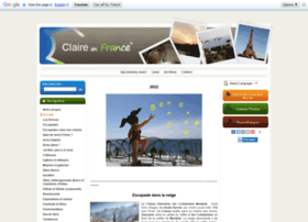 claireenfrance.fr