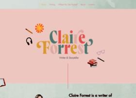 claireforrest.com