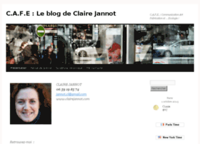 clairejannot.com