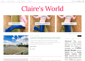 clairejustine.co.uk