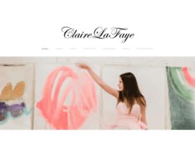 clairelafaye.com