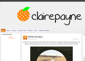 clairesblog.paynedesign.co.uk