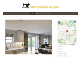 clairs-sewing-services.co.uk