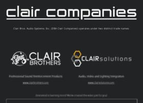 clairsystems.com
