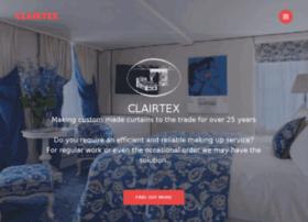 clairtexgwent.com