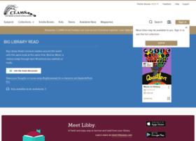 clamsma.libraryreserve.com