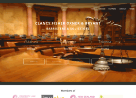 clancyfisher.co.nz