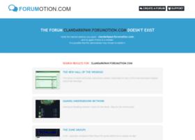 Clandarkpaw.forumotion.com