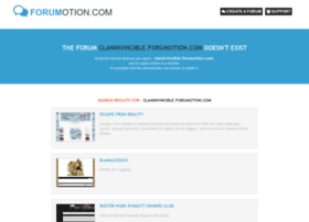 claninvincible.forumotion.com