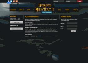 clans.heroesofnewerth.com