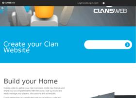 clansweb.com