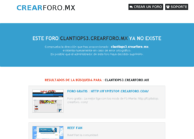 clantiops3.crearforo.mx