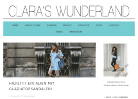 claraswunderland.wordpress.com