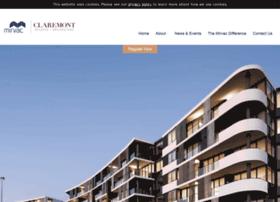 Claremont.mirvac.com