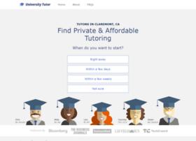 claremont.universitytutor.com